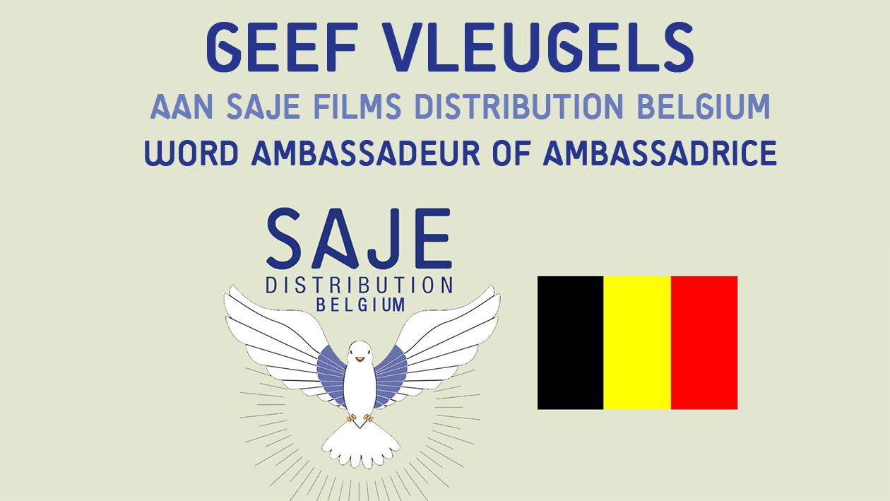 Geef vleugels aan SAJE in België